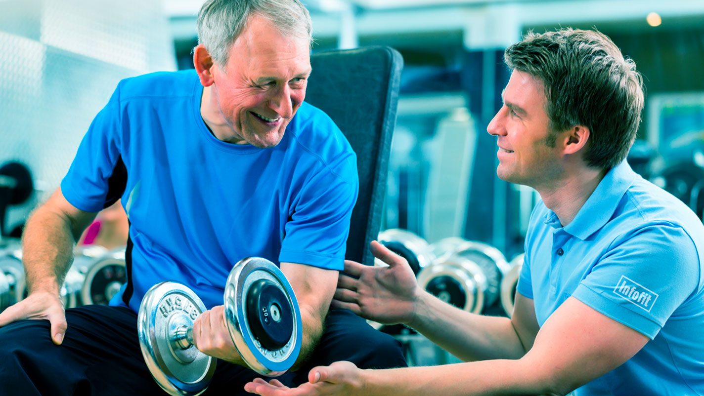 Personal Trainer Certification ACE BCRPA ACSM Fitness Basics L2